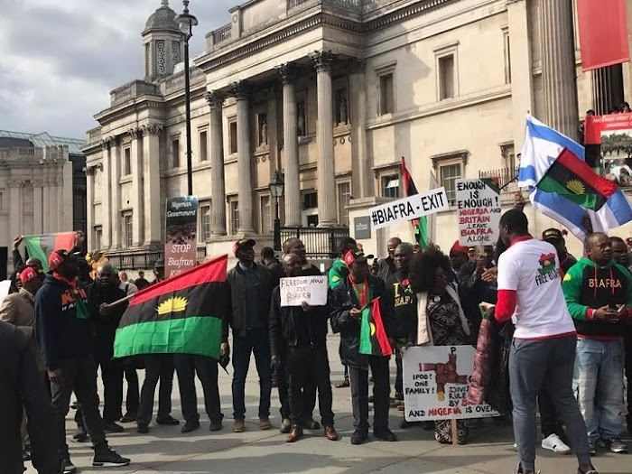 Aso Rock shaking As IPOB plans protest against Buhari in New York