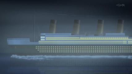 cussler titanic