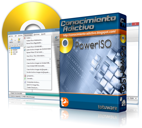 PowerISO 6.0 Retail