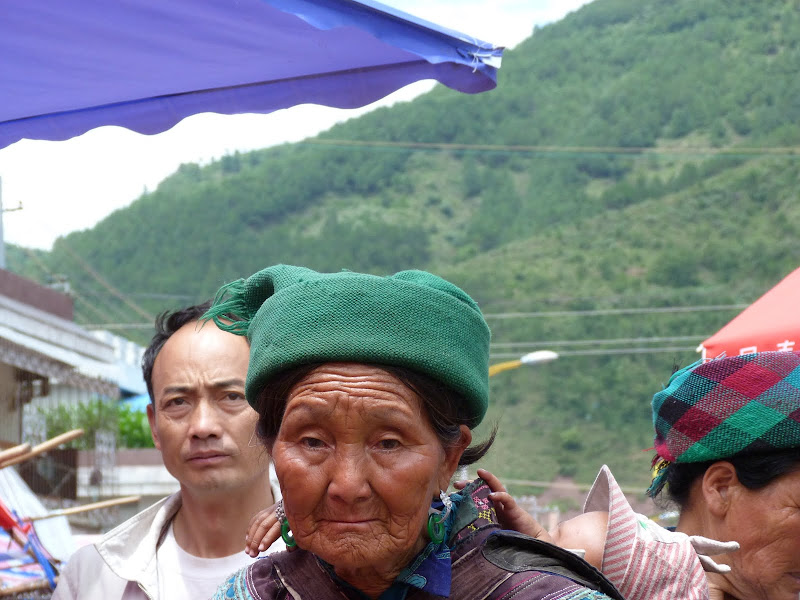 CHINE SICHUAN.XI CHANG ET MINORITE YI, à 1 heure de route de la ville - 1sichuan%2B1032.JPG