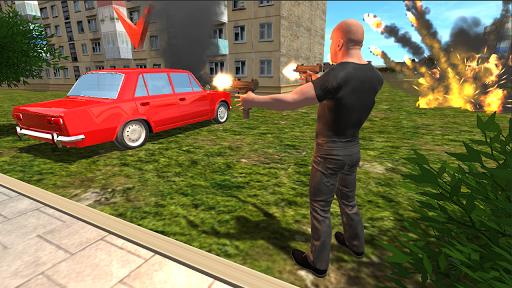 Russian Crime Real Gangster 1.04 screenshots 5