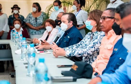 Gobierno aumenta asistencia social a provincias del sur afectadas por Grace