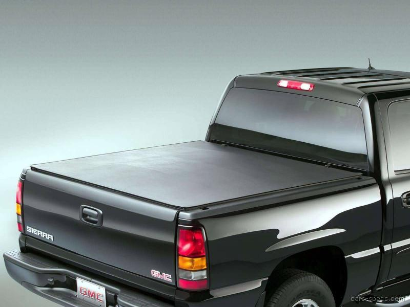 2001 GMC Sierra 2500HD Crew Cab Specifications, Pictures, Prices