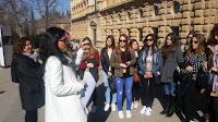 Visita a los espacios Protocolarios de la Alhambra