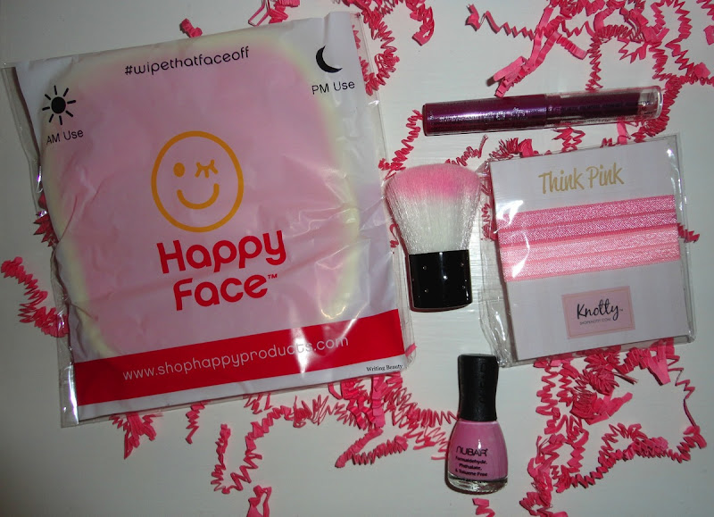 October 2015 Beauty Box Five 1