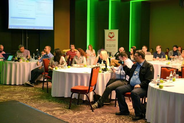 Tech Intelligence Conference, Hotel Howard Johnson 133