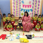 Baby Visit at Witty World Chikoowadi for Nursery Evening Section on 23rd August 2017.