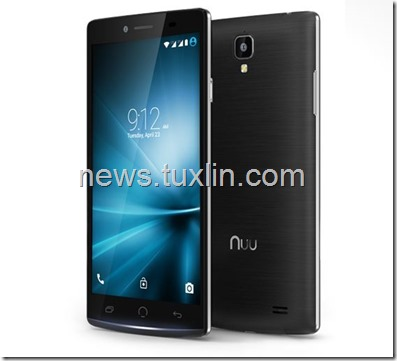 Harga Spesifikasi Nuu Mobile Z8