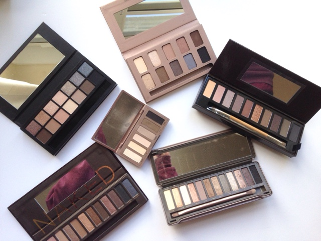 6 must-have neutral eyeshadow palettes