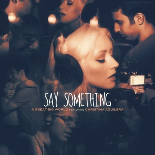 New and nice music named Say Something by A Great Big World Featuring ...