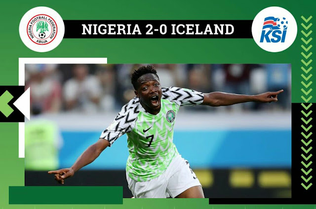 Russia 2018 world cup, Ahmed Musa, super eagles