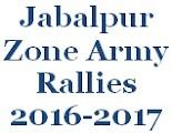 Jabalpur Zone, Madhya Pradesh Rally, Chhattisgarh Rally