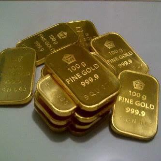 Gold Bar Harga Emas Logam Mulia