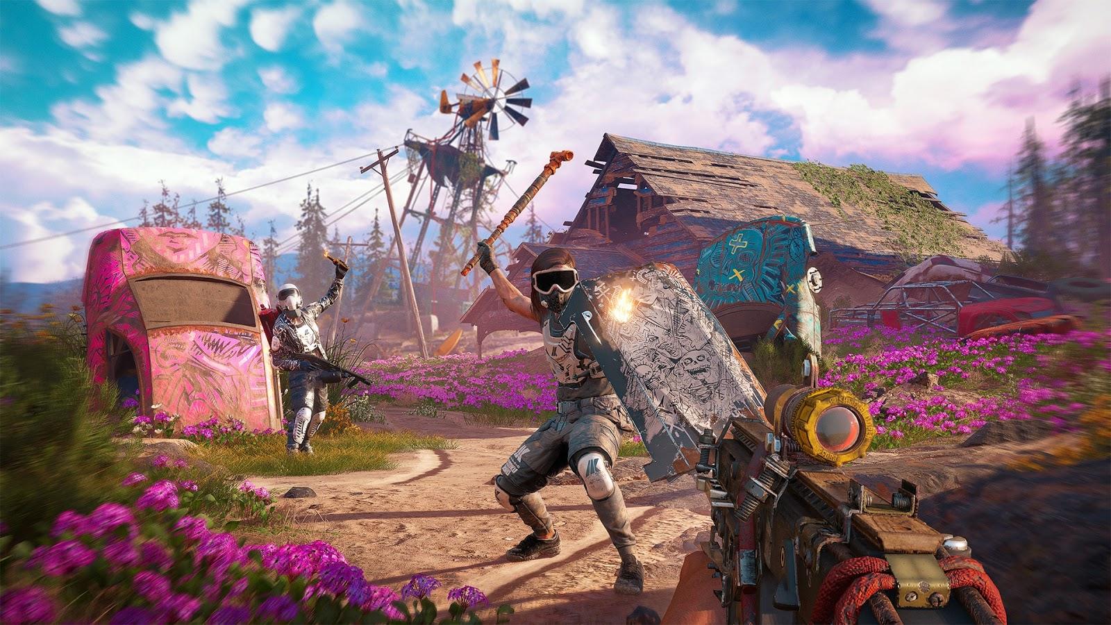 Far Cry New Dawn-CODEX