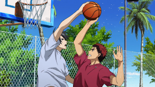 Kuroko's Basketball 2 Episode 1 Screenshot 9
