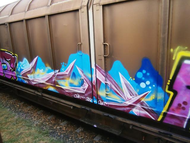 Freigh train - Austria 2013