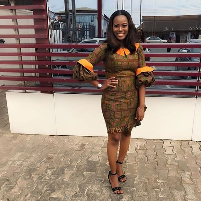 Latest African Short Gown Trends 2020 3