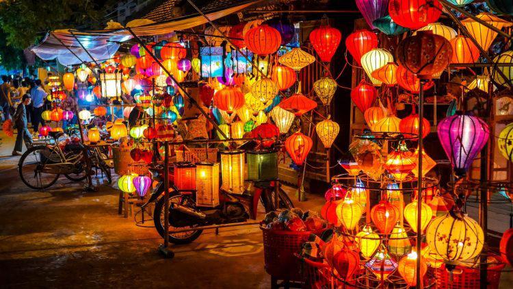Du lịch phố cổ Hội An ở Đà Nẵng