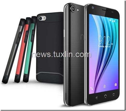 Harga Spesifikasi Nuu Mobile X4