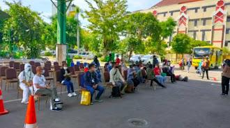 Sebanyak 838 Pekerja Migran Indonesia  Sedang Jalani Karantina di Asrama Haji