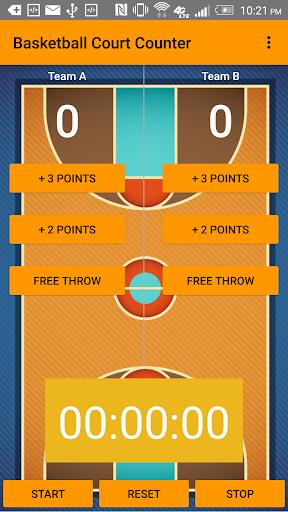 Basketball Counter Countdown