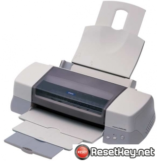Resetting Epson 1290 printer Waste Ink Counter
