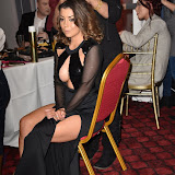 OIC - ENTSIMAGES.COM - Abi Clarke - Towie at the  Britz go Bollywood - Ark Royal Banquet Hall  in London 29th February 2016 Photo Mobis Photos/OIC 0203 174 1069