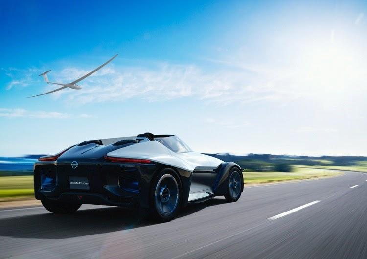 Nissan Bladeglider Concept 18