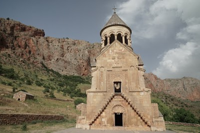 Mausoleumskirche im Kloster Noravank