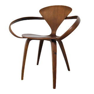 Cherner Style Armchair