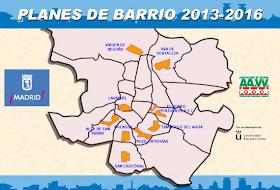 Planes de Barrio 2013-2016