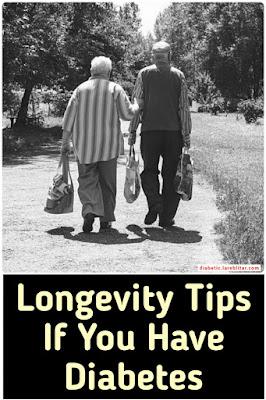 Longevity Tips If You Have Diabetes