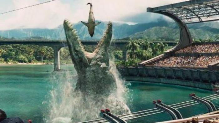 Rekor Box Office Dunia  Diraih Film Jurassic World