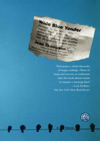 Wide Blue Yonder By Jean Thompson