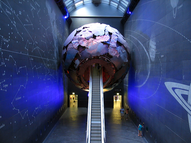 Natural History Museum: Earth Galleries