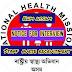 NOTICE FOR INTERVIEW OF STAFF NURSE UNDER NHM, Assam