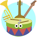 Musical Instruments for Kids icon
