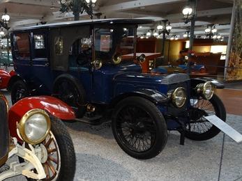 2017.08.24-094.2 Daimler Coupé Chauffeur Type TE20 1912