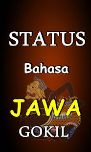 Status Bahasa Jawa Lucu Terbaru Komplit Google Play म