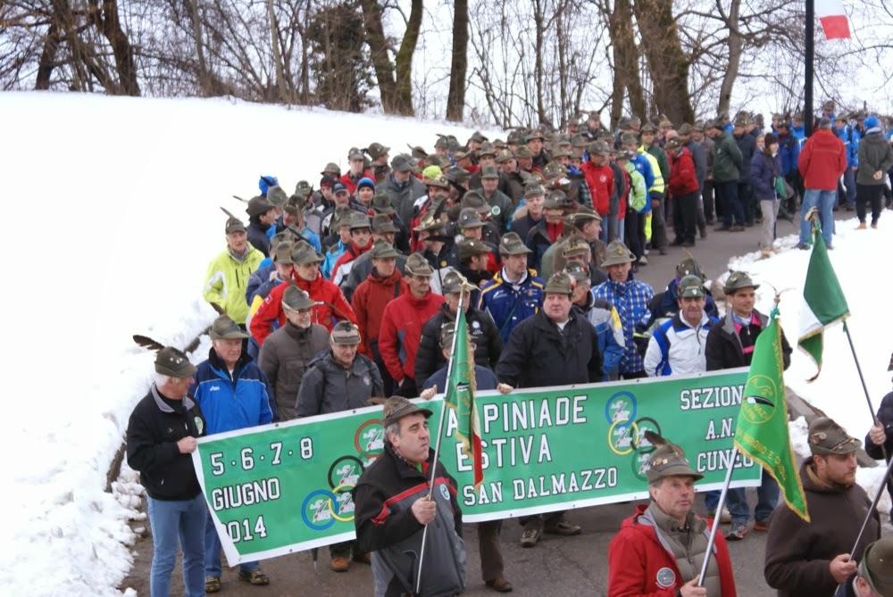 Campionato Nazionale ANA sci di fondo Piani di Bobbio - Campionati%2BNazionali%2BANA%2BBarzio%2Bapertura%2B46.JPG