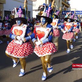 Desfile de Carnaval de Montijo 2017