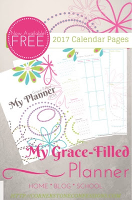 2017 yearly calendar printable