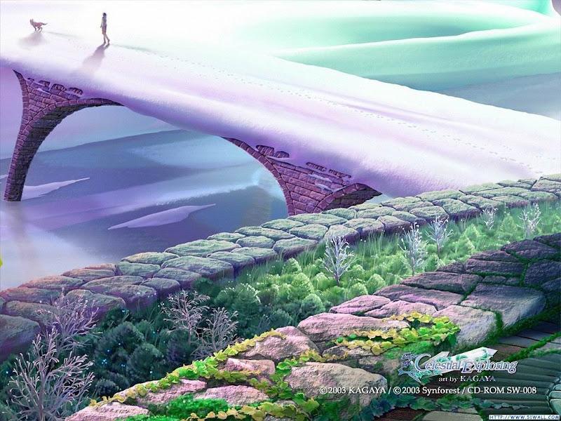 Fantasy Of Magick Landscape 6, Magical Landscapes 3
