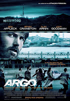 Resenha e cartaz do filme Argo, de Ben Affleck