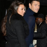 WWW.ENTSIMAGES.COM -      Michelle Keegan and Mark Wright   at        New intimate Mayfair nightclub 9 Swallow street hosts exclusive double launch party November 22nd 2013                                              Photo Mobis Photos/OIC 0203 174 1069