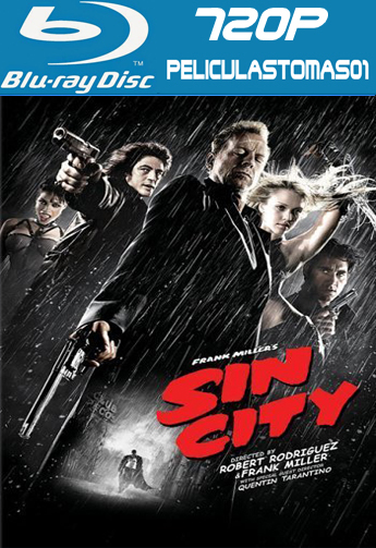 Sin City (2005) BRRip 720p