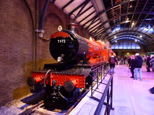 Hogwarts Express Warner Bros Studio Tour Harry Potter