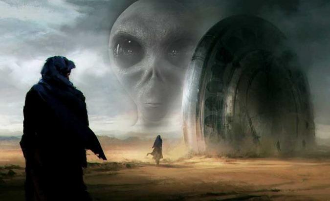 No livro de Ezequiel, a prova decisiva de uma antiga presença extraterrestre
