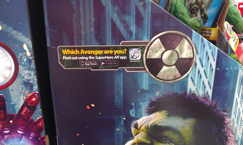 Photo: Which Avenger are you? #MarvelAvengersWMT