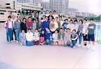 華協冬泳團體照 (冠軍愉園會)